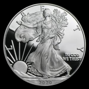 American Silver Eagle Proof