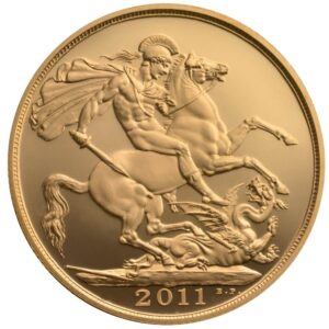 Sovereign Minted Gold