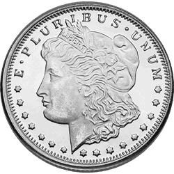 1/4 OZ Silver Rounds